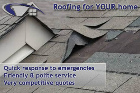 domestic or residential roof work