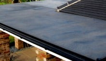 Rubber roofing for your home