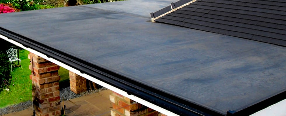 Rubber Roofing And Your Home Stewart And Sons Roofing