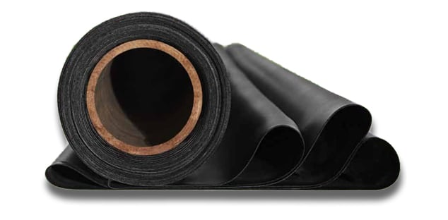 EPDM rubber roofing roll